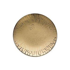 "Brotteller 16 cm ""TAC Skin Gold"" Rosenthal"