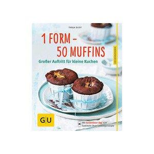 Buch: 1 Form - 50 Muffins Gräfe und Unzer