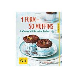 Buch: 1 Form - 50 Muffins Küchenratgeber Gräfe und Unzer