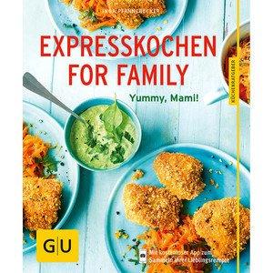 Buch: Expresskochen for Family Küchenratgeber Gräfe und Unzer