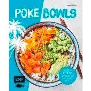 Buch: Poke Bowls Tanja Dusy EMF Verlag
