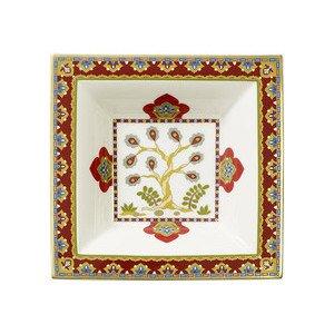 """Schale 14 cm x 14 cm quadratisch """"Samarkand"""" Villeroy & Boch"""