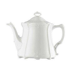 Teekanne 1,0 l Baronesse Weiss Hutschenreuther