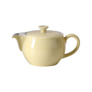 Teekanne 0,8 l Solid Color vanille Dibbern