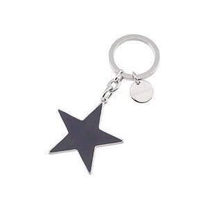 Schlüsselanhänger Stern windsor/silber Gift Company