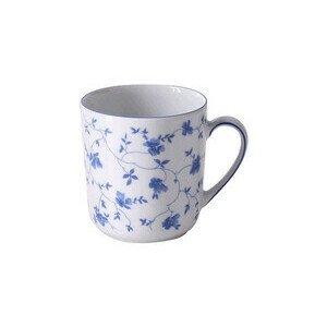 Becher m. Henkel 0,28 ltr. Form 1382 Blaublüten Arzberg