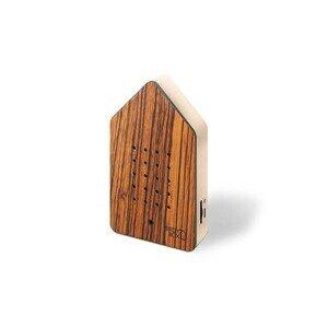 Birdybox Zebrano-Holz Relaxound