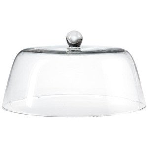 Tortenglocke 32 cm Glas ASA