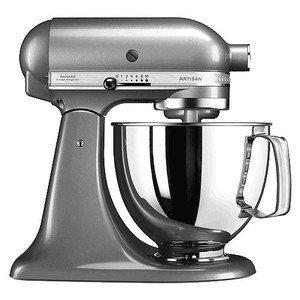 Küchenmaschine 300 Watt m 5KSM175 Artisan kontur-silber KitchenAid