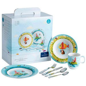 Kinder-Set Chewy around the world 7-tlg. Villeroy & Boch