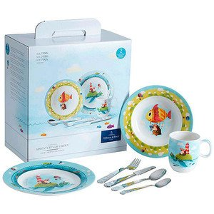 Set 7tlg. Chewy around the world Villeroy & Boch