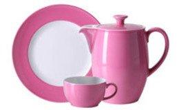 Solid Color Pink (Porzellan)
