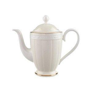 """Kaffeekanne 1,35 l """"Ivoire"""" Villeroy & Boch"""