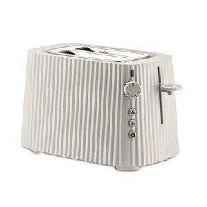 Toaster weiß Plisse Alessi