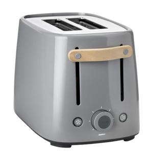 Toaster Emma grey Stelton