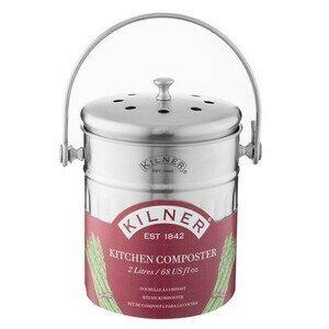 Küchen Komposter 2 Liter Kilner
