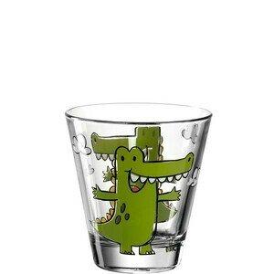 Becher 215 ml Bambini Krokodil Leonardo
