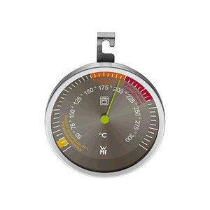 Backofenthermometer Cromargan 18/10 schwarz Ø 6,5 WMF