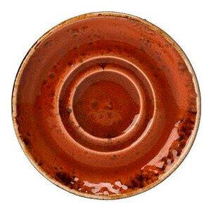 Untertasse 11,8 cm Craft Terracotta Steelite