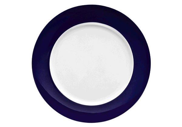 Speiseteller 27 cm Sunny Day Cobalt Blue | Küche und Esszimmer > Besteck und Geschirr > Geschirr | Thomas