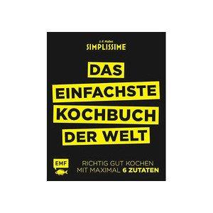 Buch: Das einfachste Kochbuch der Welt EMF Verlag