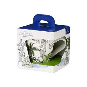 Henkelbecher 0,3 l Rio de Janeiro Cities of the World Villeroy & Boch