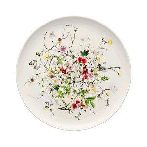 "Brotteller 18 cm Blumen ""Brillance Fleurs Sauvages"" Rosenthal"
