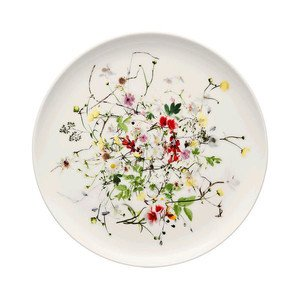 Brotteller 18 cm Blumen Brillance Fleurs Sauvages Rosenthal