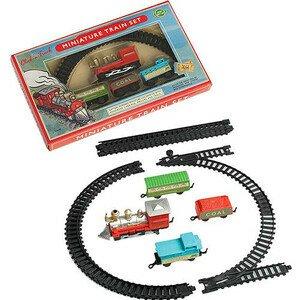 Eisenbahnset Miniatur Rex International