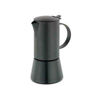 Espressokocher 6 Tassen Aida Nera Cilio