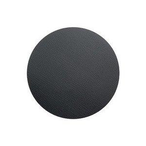 10 cm rund Untersetzer circle black/Bull LINDDNA