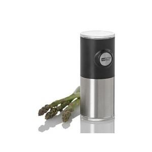 Salz- oder Pfeffermühle magnetisch schwarz, Edelstsahl Pepnetic Adhoc