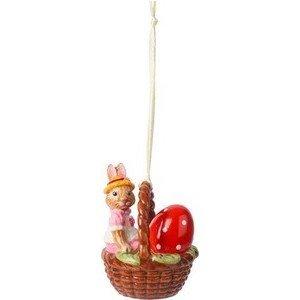 Ornament Korb Hasenfigur Anna Bunny Tales Villeroy & Boch
