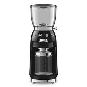 Kaffeemühle 50`s Style schwarz smeg