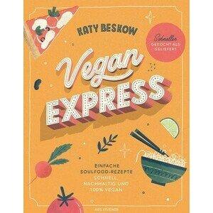Buch: Vegan Express einfache Soulfood Rezepte ars vivendi Verlag