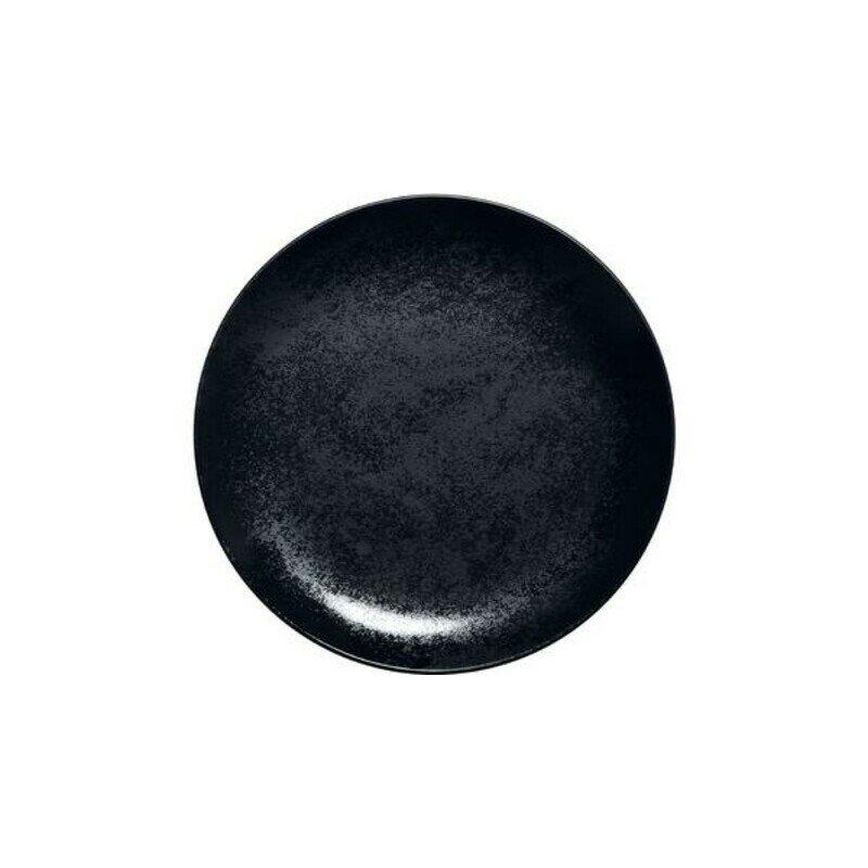 Teller-flach-coup-21-cm-Fusion-Karbon-schwarz_1