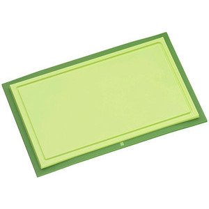 Schneidebrett Kunststoff grün L 32 WMF