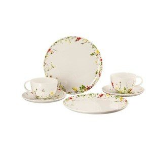 Kombiset 6 teilig Coup Brillance Fleurs Sauvages Rosenthal
