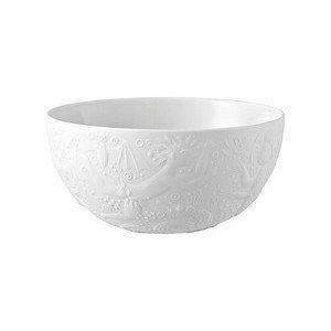 Dessertschale 11 cm Zauberflöte Weiß rund Rosenthal