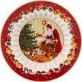 Schale rund 25cm Santa Geschen Toys Fantasy Villeroy & Boch