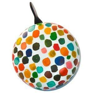 Fahrradklingel XXL Painted Dots Liix