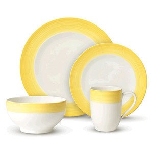 Set For Me & You Colourful Life Lemon Pie Villeroy & Boch