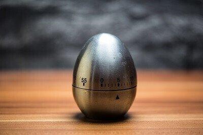 Kurzzeitmesser, Eieruhren & Küchentimer