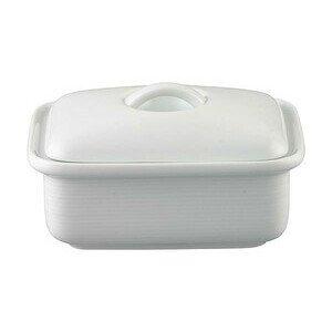 Butterdose 2 teilig 250 gr Trend Weiß Thomas