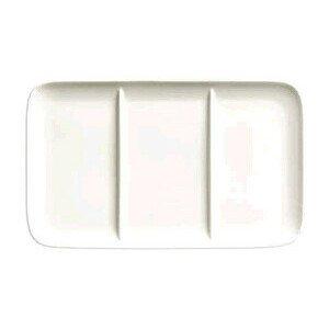 Welcome-Plate 15x23 cm Bone China Pure Dibbern