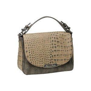 Handtasche Audrey Croco Olive Fritzi aus Preussen