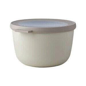 Multischüssel 1 l Cirqula nordic white Mepal