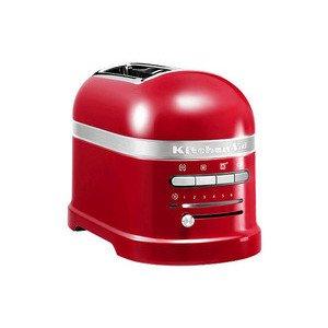Toaster Artisan 2 Scheiben rot 1250 Watt Kitchen aid