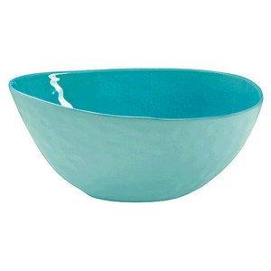 Salatschale 25x18cm A La Plage turquoise ASA
