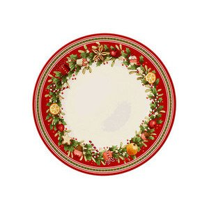 Speiseteller 27cm Winter Bakery Delight Neue Form 2016 Villeroy & Boch